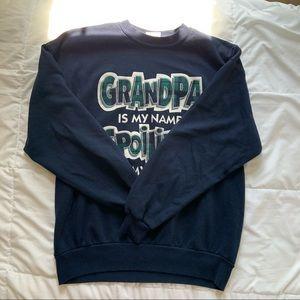 Grandpa Crewneck / Sweatshirt